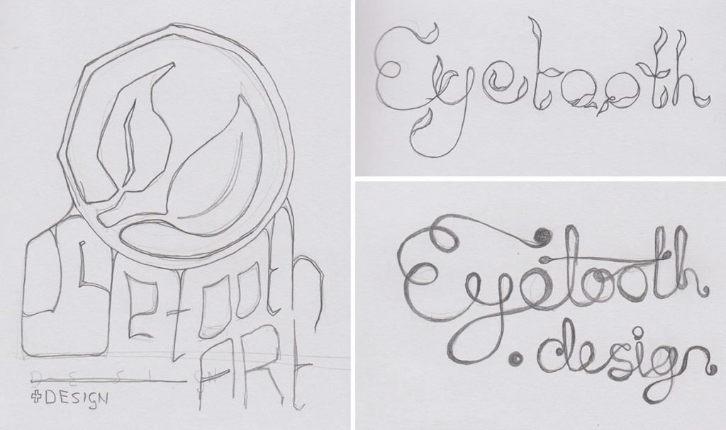 Eyetooth Design concept drawings