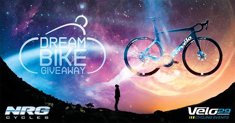 Dreak Bike Giveaway artwork designer