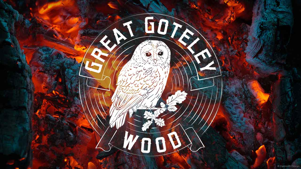 Great Goteley Wood Logo Design & Branding