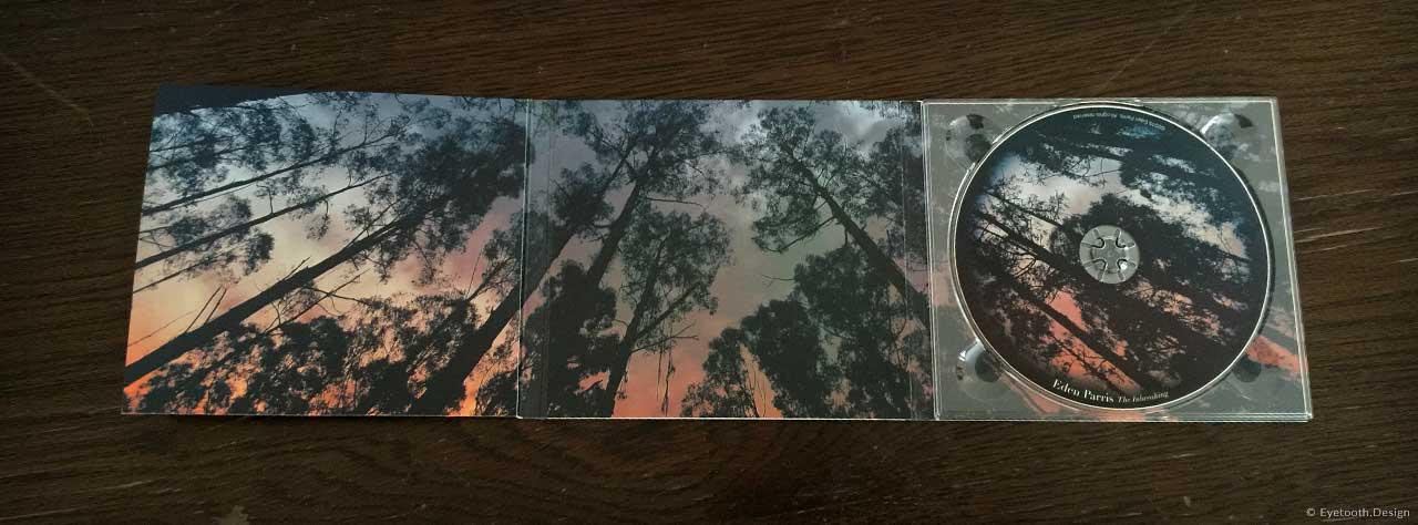 cd inlay design for Eden Parris