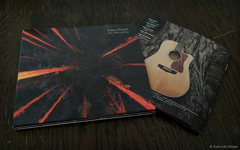 Eden Paris CD cover design