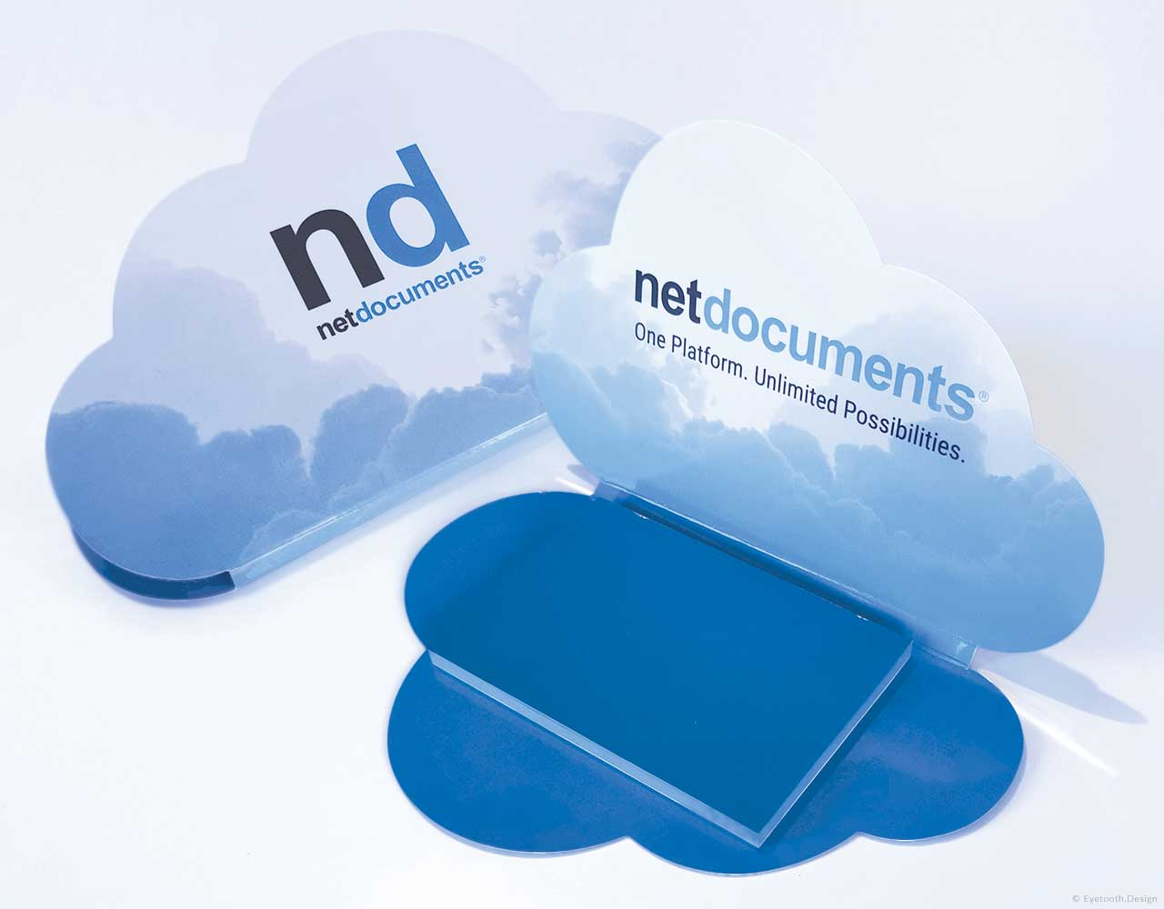 Branded Postits for NetDocs