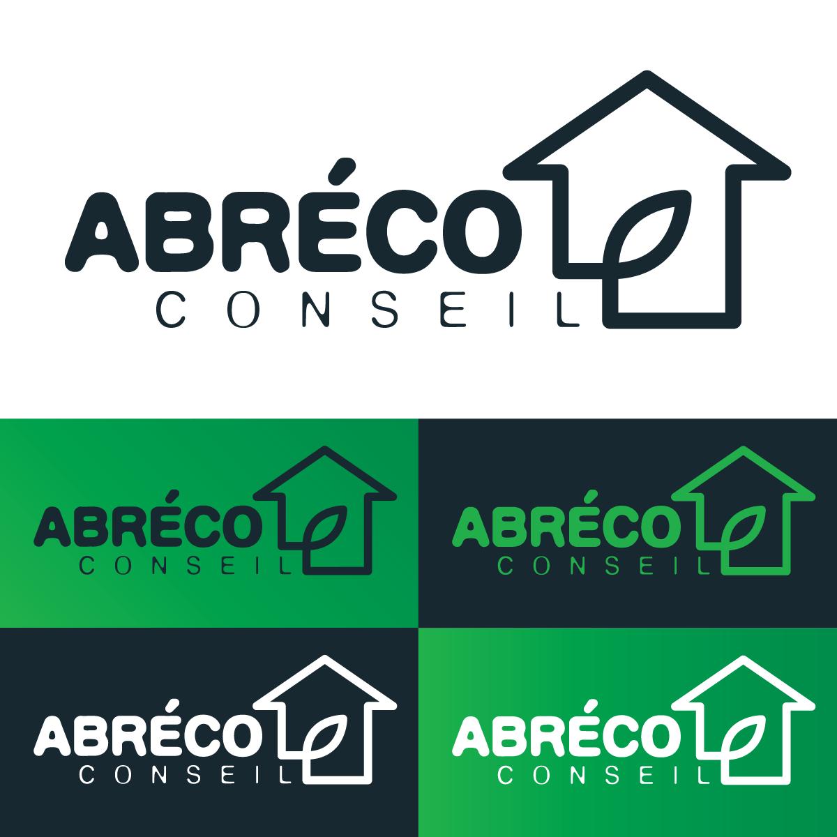 Alternative logo design for Abreco