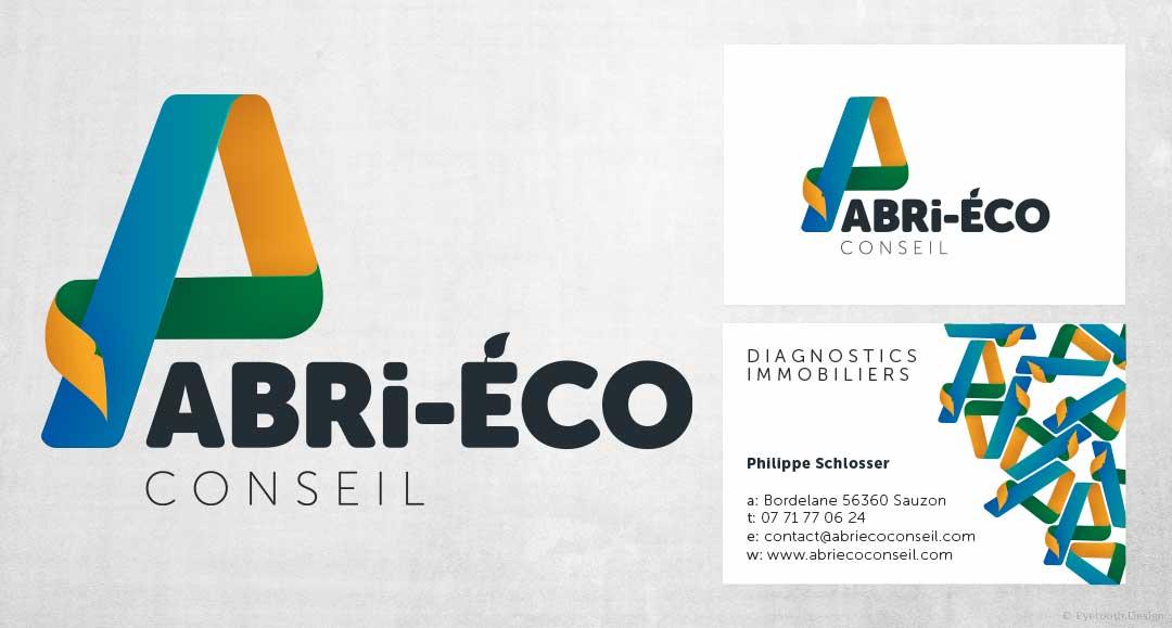 Eco-friendly property maintenance branding