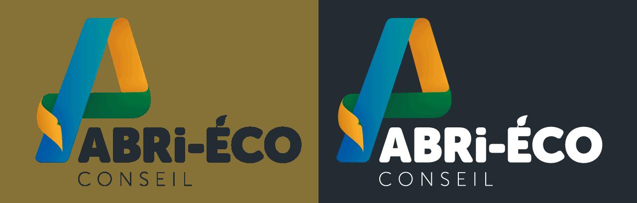 Abri-eco logo design & eco-friendly branding