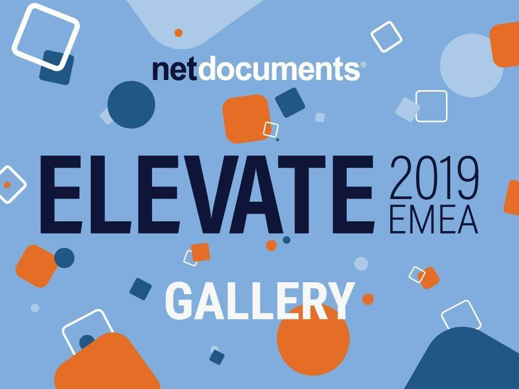 Elevate EMEA Gallery & Artwork 2019