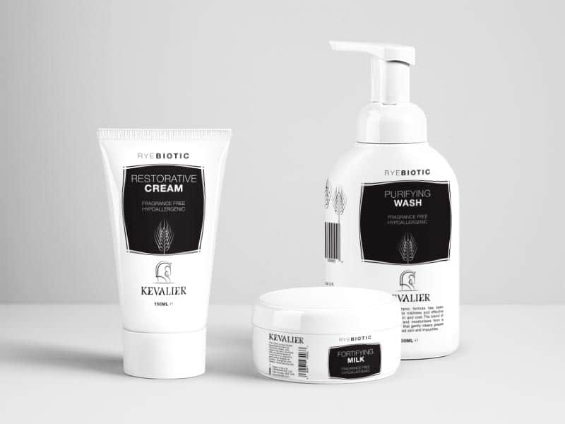 Skincare product packaging design