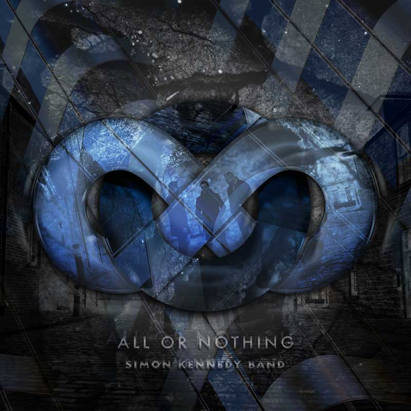 All or Nothing Album cover concept design