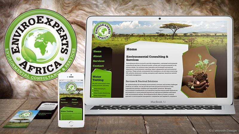 EnviroExperts Branding & Web Design