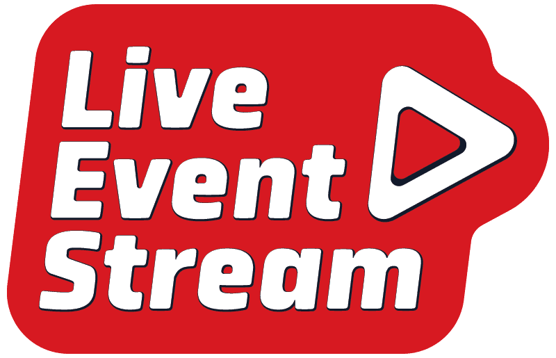 Live Event Stream Logo - compressed version