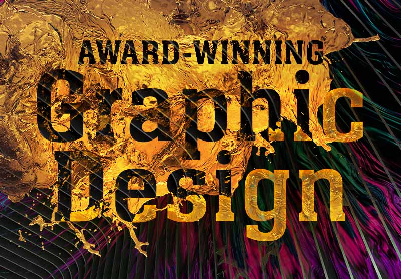 Award-Winning Graphic Design Services in England, Brighton, East Sussex