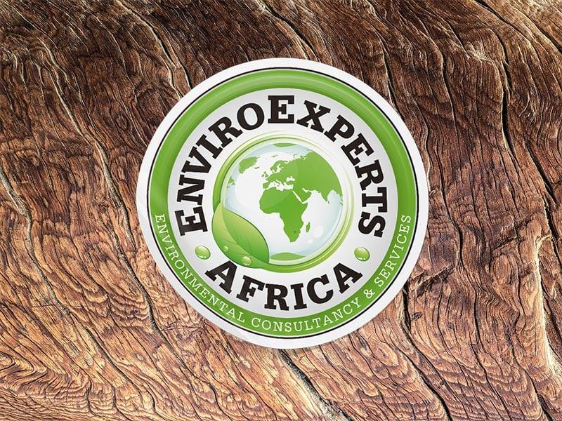 EnviroExperts logo design