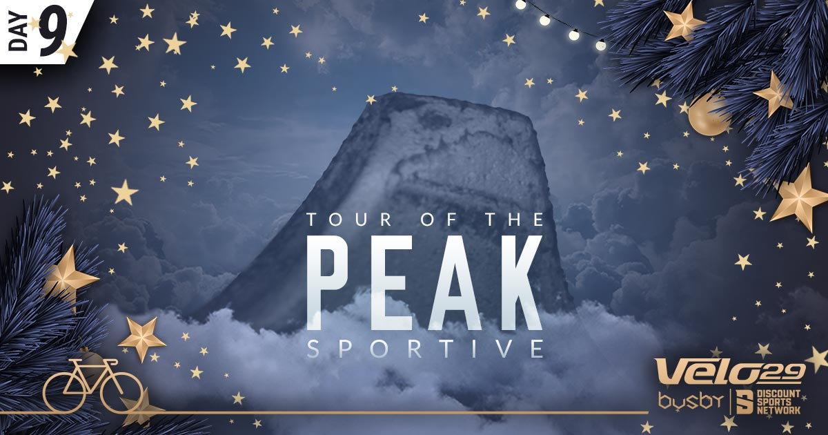 Day 9 - Peak Christmas competition design