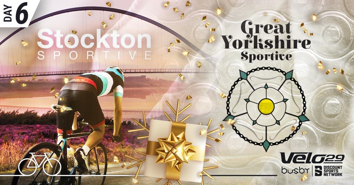 Day 6 - Stockton & Lancashire christmas event artwork