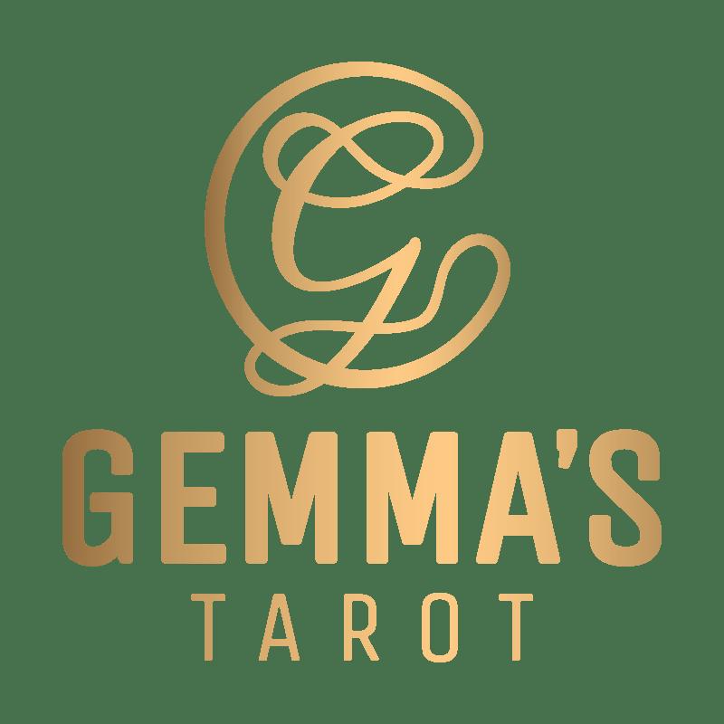 Gemma's Tarot Logo Design