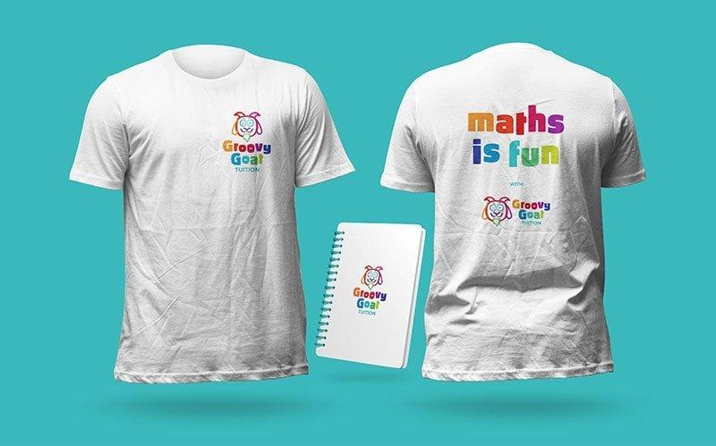 T-shirt & Book Merchandise Design