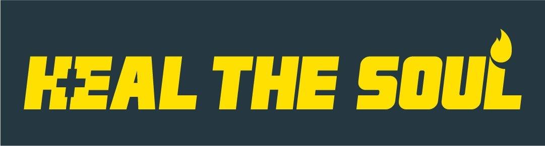 Heal the Soul music label logo design