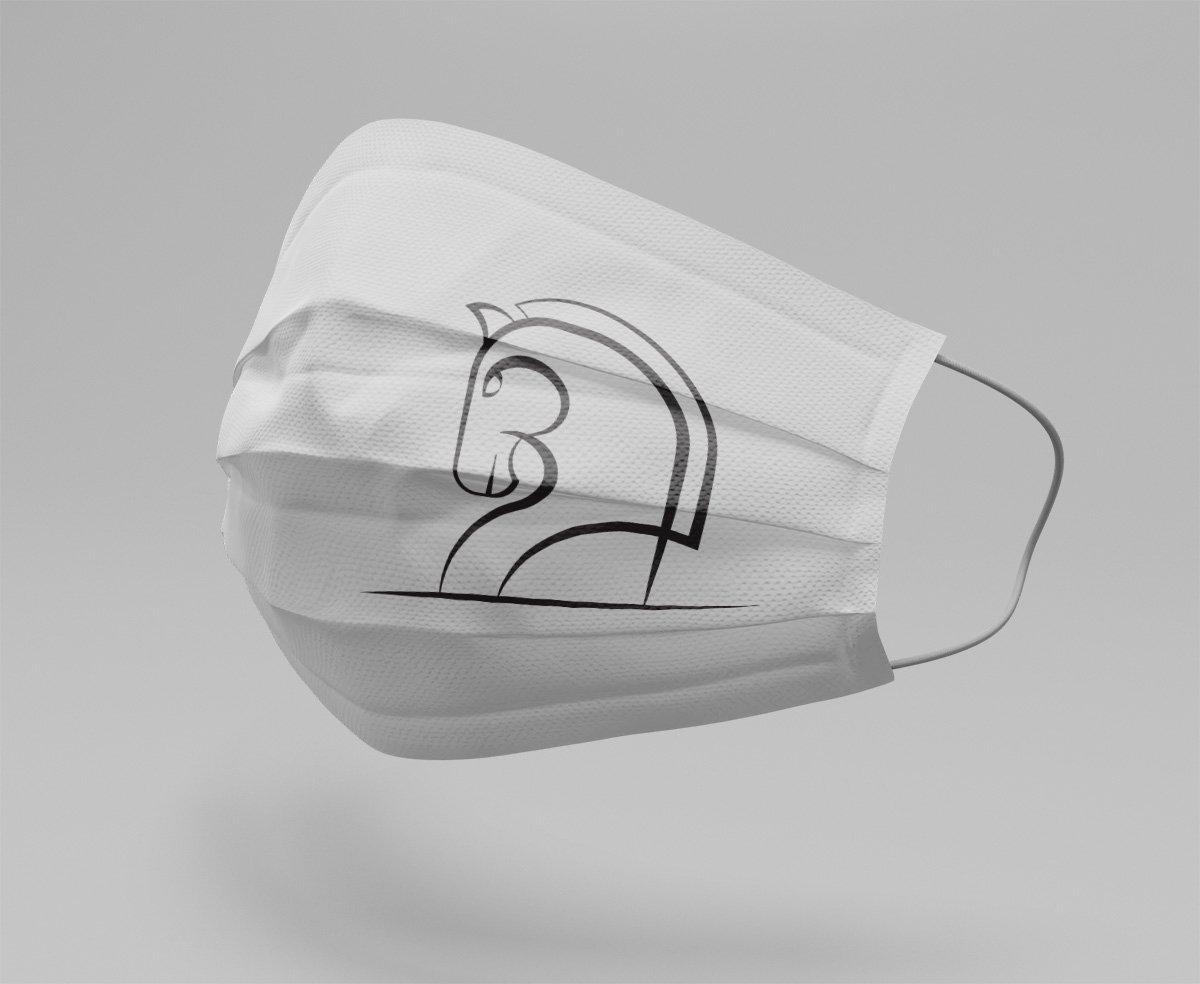 Branded Face Mask Design