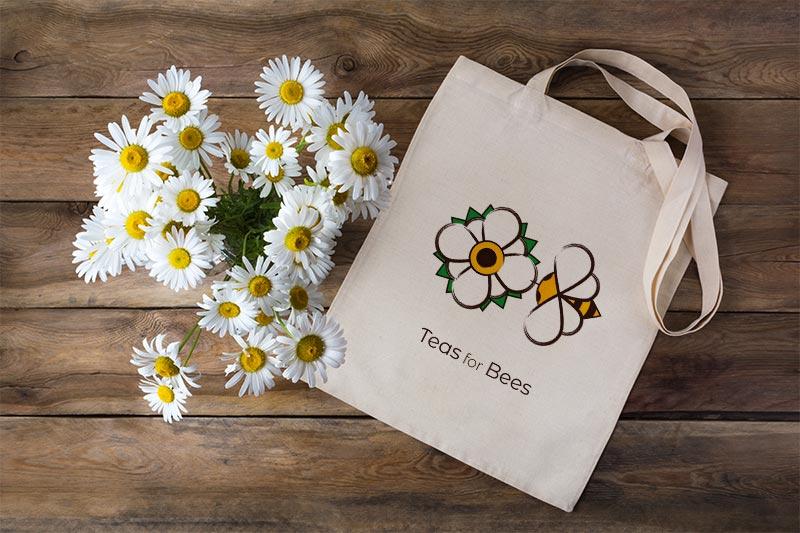 Branded Tote Bag Design