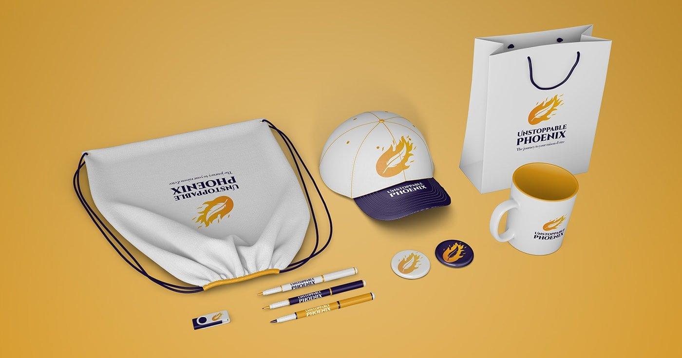 Branded Merchandise Design