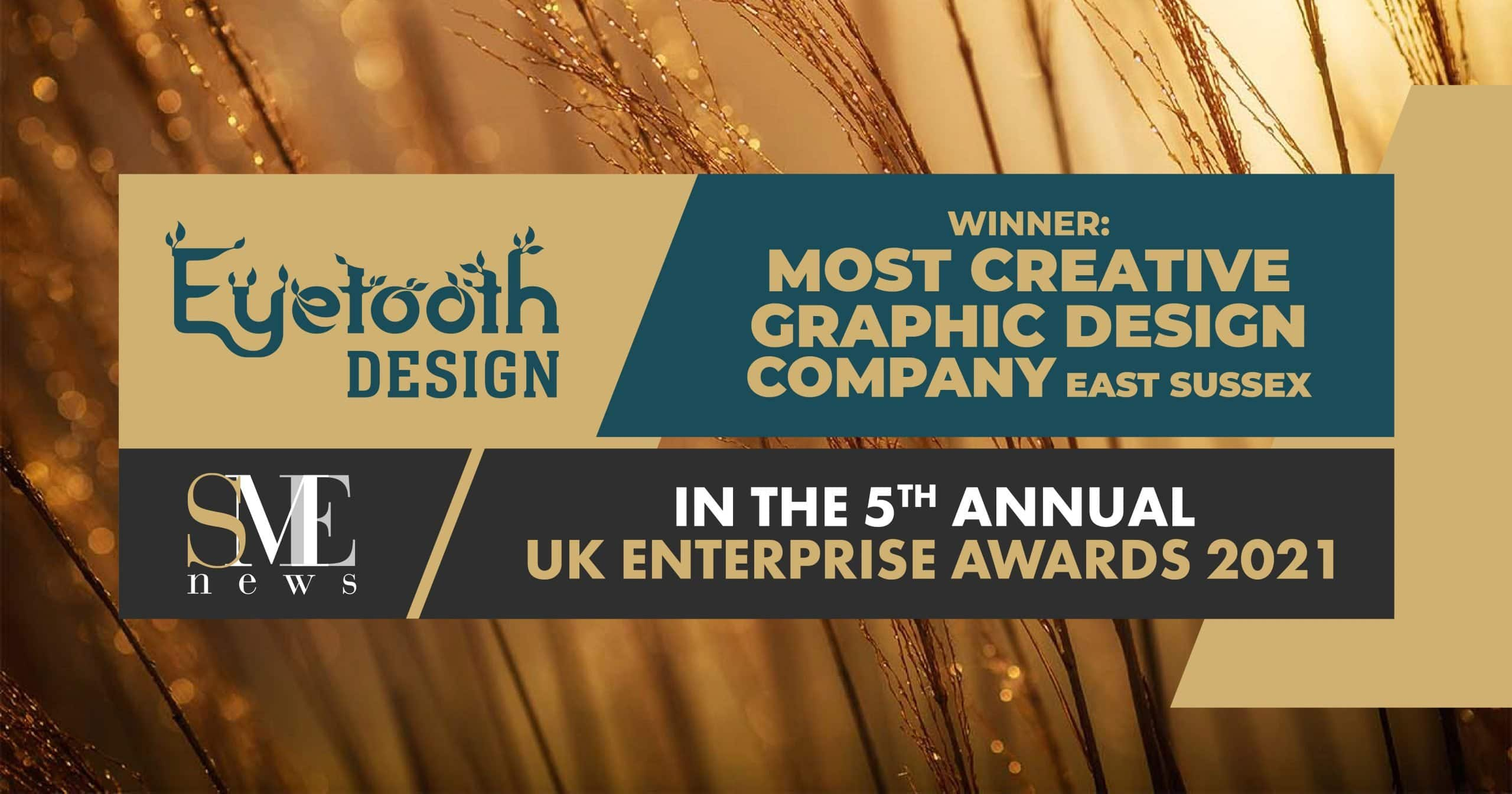 Most Creative Graphic Design Company in East Sussex Award-Winner